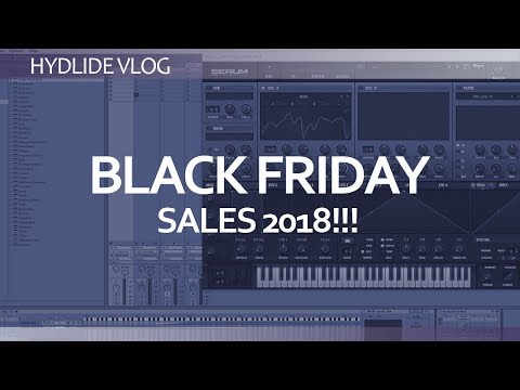 Ableton Live 10<br/>Black Friday Sales 2018 are on