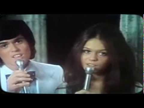 Donny & Marie Osmond - I'm leaving it all up to you 1974