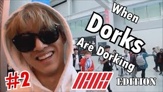 When Dorks Are Dorking #2 | iKON EDITION (Funny Moments)