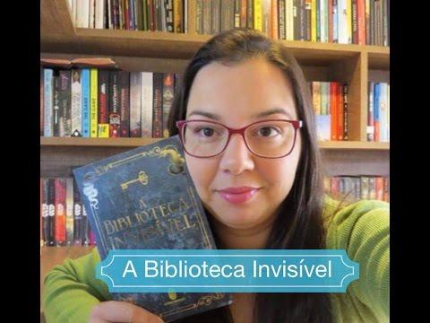 A Biblioteca Invisível de Genevieve Cogman Blog Leitura Mania