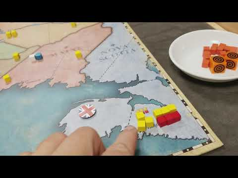 1775 Rebellion: How to Play