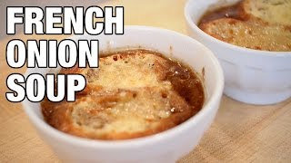 Easy French Onion Soup   The Hungry Bachelor
