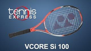 Ρακέτα τέννις Yonex VCore Si 100  video
