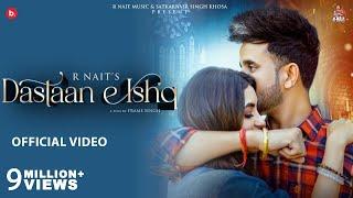 Dastaan E Ishq Lyrics | Majak Thodi Ae | R Nait