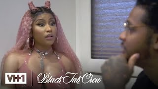 Nicki Minaj Gives Ryan Advice About 9Mag | Black Ink Crew: Chicago - Video Youtube