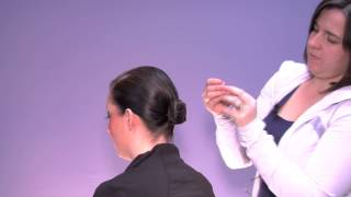 The Dance Shoppe: Hair Tutorial for Competitive Dancers