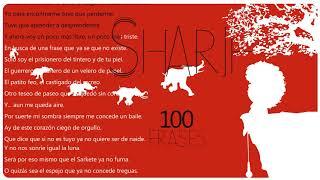 Sharif   100 Frases  Letra