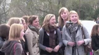Sacre Coeur-On the Steps of