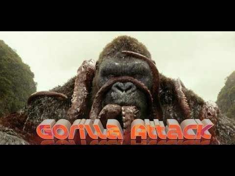 Gorilla Attadubbing in Hindi Hollywood movie || dubbing in Hindi Hollywood movie