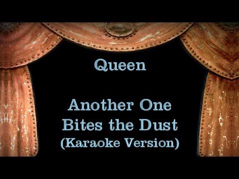 Queen - Another One Bites the Dust - Lyrics (Karaoke Version)