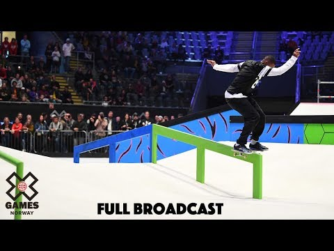 REPLAY: Men's Skateboard Street Elimination | X Games Norway 2019