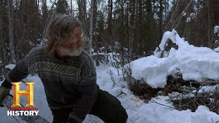 Mountain Men: Marty Returns to His Old Cabin (Season 7, Episode 3) | History