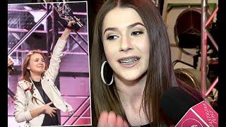 The Voice Kids. Roksana Węgiel o wygranej Ani Dąbrowskiej