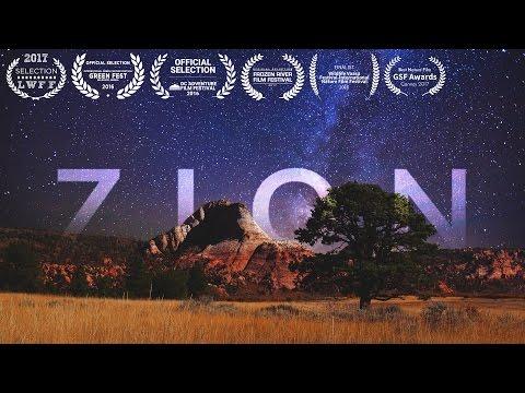 סרטון של הפארק הלאומי ציון באיכות 8K עוצרת נשימה