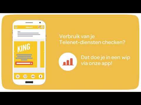 Telenet helpdesk app