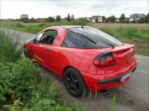 Mein Opel Tigra 1.6 16v