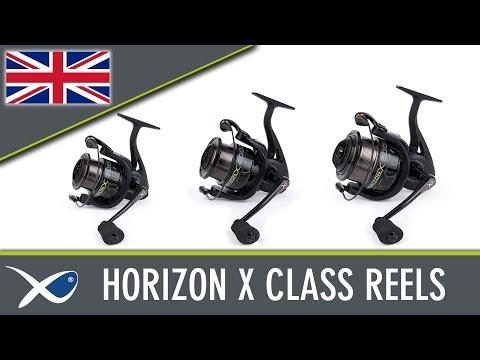 Matrix Horizon® X 5000 Reels Orsó videó