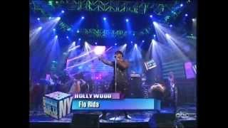 Flo Rida Whistle Live New Year's Rockin Eve 2013