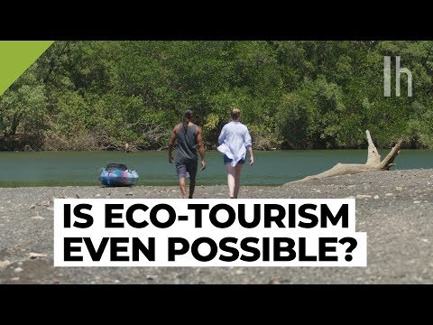 How To Be An Ecotourist Without Destroying The Environment