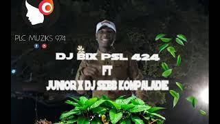DJ BIX PSL 424 Ft. JUNIOR & DJ SEBB   KOMPALADIE (MAXI 2019)