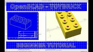 OpenSCAD : 3D Modelle programmieren - hmong video