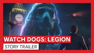 Watch Dogs : Legion - Trailer d'histoire [OFFICIEL] VF