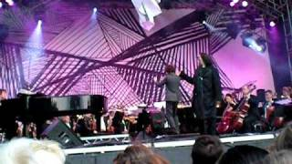 Antony And The Johnsons- Crazy In Love, Live
