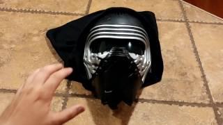 Kylo Ren mask - Disney store exclusive!
