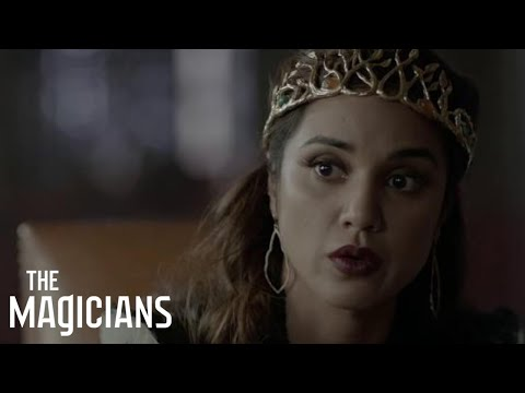 , title : 'THE MAGICIANS | Eliot & Margo's Best Moments | SYFY Supercuts | SYFY