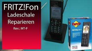 Fritz!Fon M-TF - Wenn die Ladeschale nicht mehr will. Reparaturanleitung