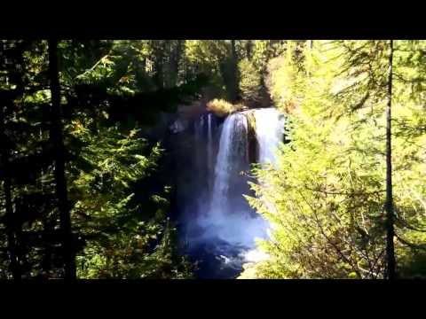 Koosah Falls McKenzie River, Oregon