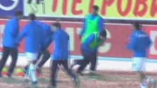 Зенит - Штутгарт 2:1 КУБОК УЕФА 08/09
