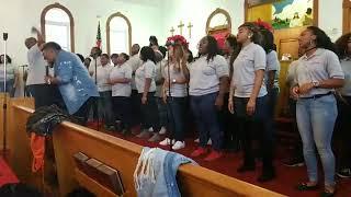 Inspirational Voice Gospel Choir ft. Joshua Rogers