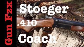Stoeger Coach Double Barrel Shotgun in 410