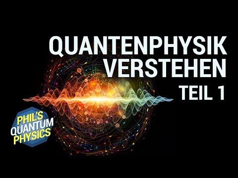 Quantenphysik einfach erklärt mit einer Kaffeetasse! Stehende Wellen+Knotenpunkte | Phil's Physics