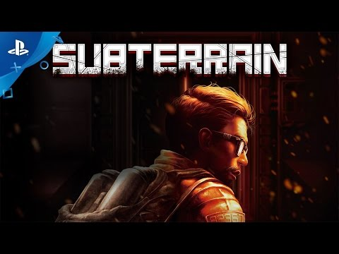Subterrain - Launch Trailer | PS4 thumbnail