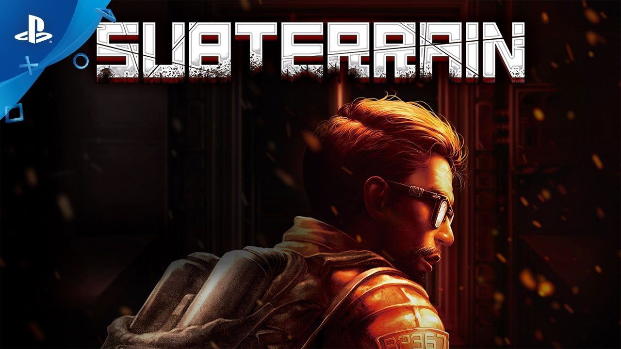 Uncompromising Survival Game Subterrain Hits PS4 on 1/24