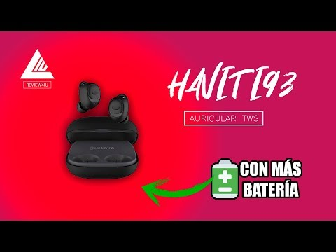 Havit i93 🔋: Los auriculares TWS con una batería BESTIAL!