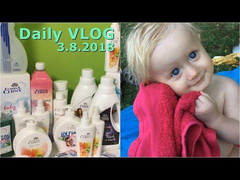 Daily Vlog | 3.8.2018