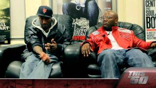 Quan Talks About His Classic w/ Nas 'Just A Moment', Sings / Spits An Acapella & More