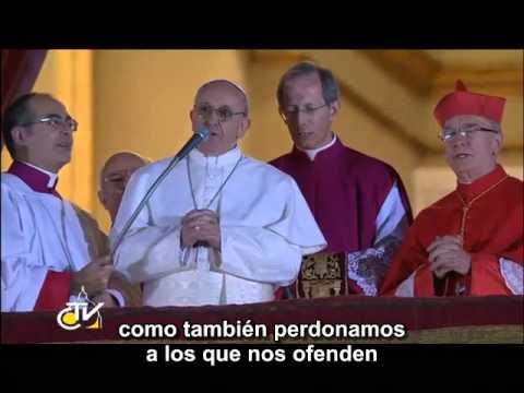 13 DE MARZO 2013...HACE OCHO AÑOS, JORGE BERGOGLIO SE CONVERTÍA EN EL PAPA FRANCISCO. MIRA VÍDEO.