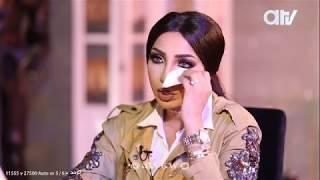 بكاء الفنانة دنيا بطمة في برنامج سولو ذا ون والسبب حلا الترك