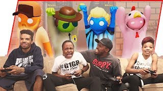 WHEN A BIG BROTHER REACHES HIS BOILING POINT! - Gang Beasts Gameplay