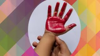 7 Hand And FootPrint Craft Activity For Kids | Hand  And Foot Printing Ideas |  Easy KidsCraft