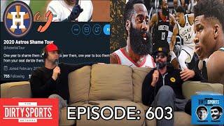 EPISODE 603: It's NBA Beef Season!