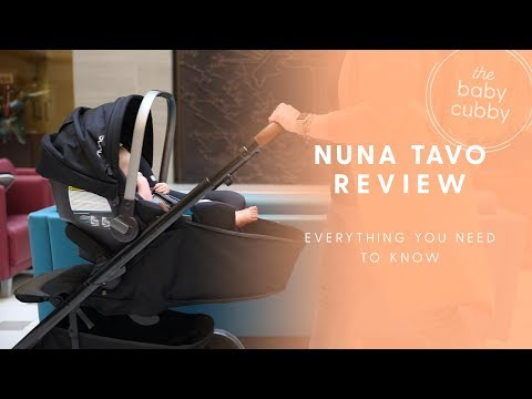 Nuna Tavo Stroller Review | NEW 2018 MODEL
