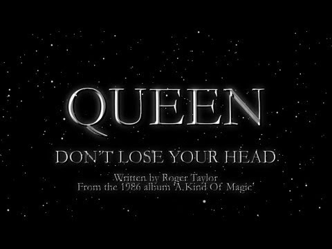 Ouvir Don't Lose Your Head