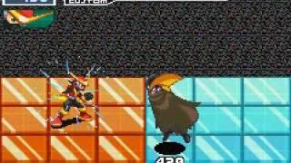 Megaman Battle Network Chrono X-Demo+ part 2