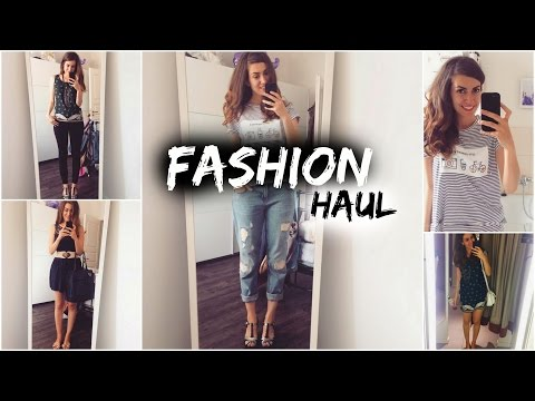 Fashion HAUL -  Zara, Vero Moda, Mötivi