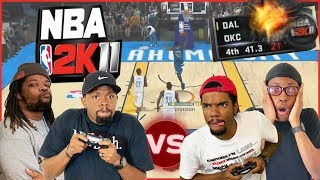 Another INSANE Tournament! Nothing But Close Games! (NBA 2K11)
